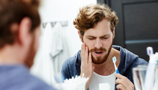 Emergency dentist toothache tooth pain