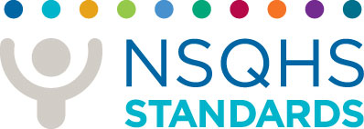 NSQHS Standards Logo for Accredited Dentists Melbourne