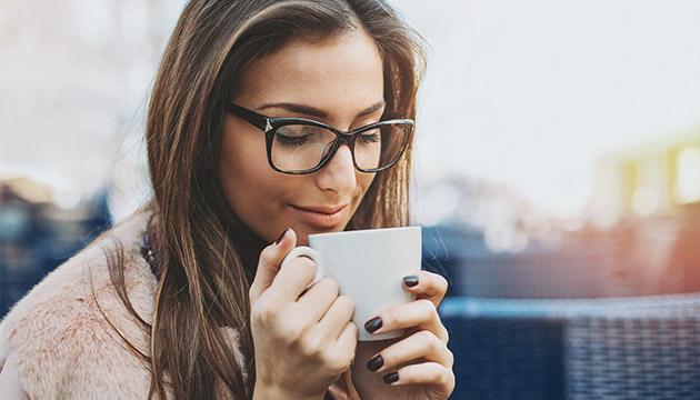 Sleep dentistry sedation relax coffee woman Oakleigh dental clinic